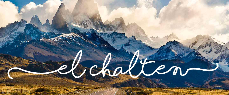 Vem ver o meu mundo em El Chaltén