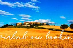 Hospedagem pelo Airbnb ou pelo Booking?